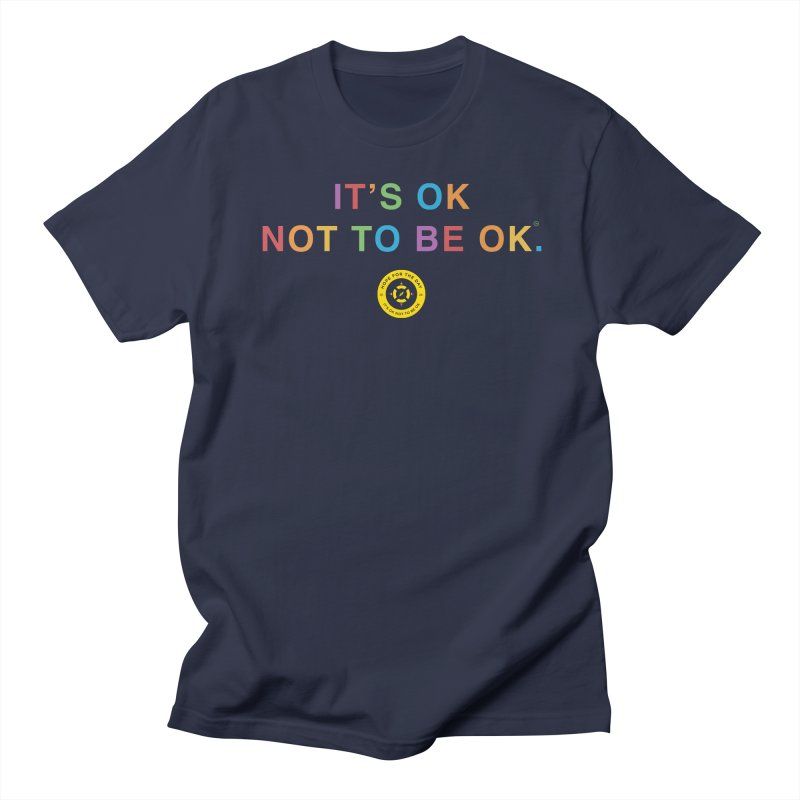 IT'S OK Intersex Women's Regular Unisex T-Shirt by Hope for the Day Shop
