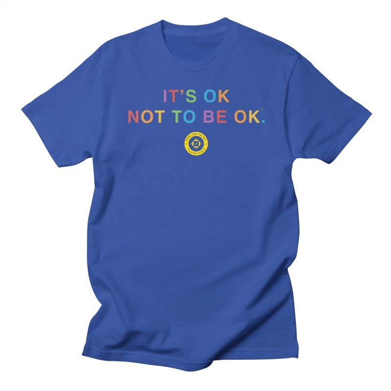 IT'S OK Intersex Men's Regular T-Shirt by Hope for the Day Shop
