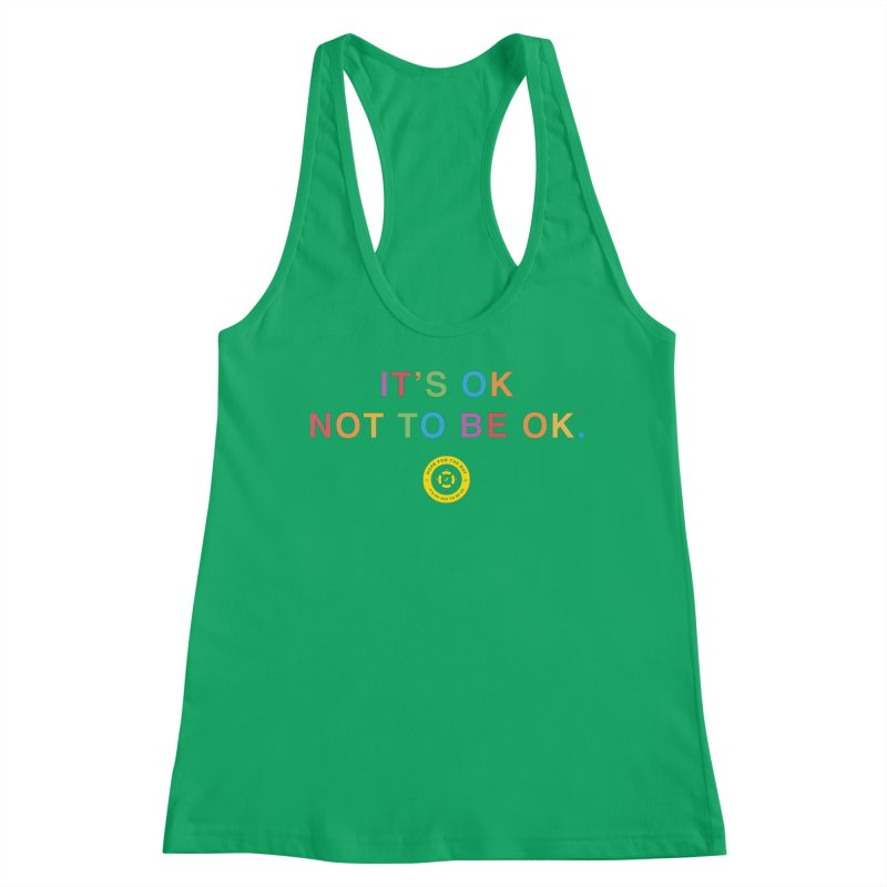 IT'S OK Intersex Women's Tank by Hope for the Day Shop