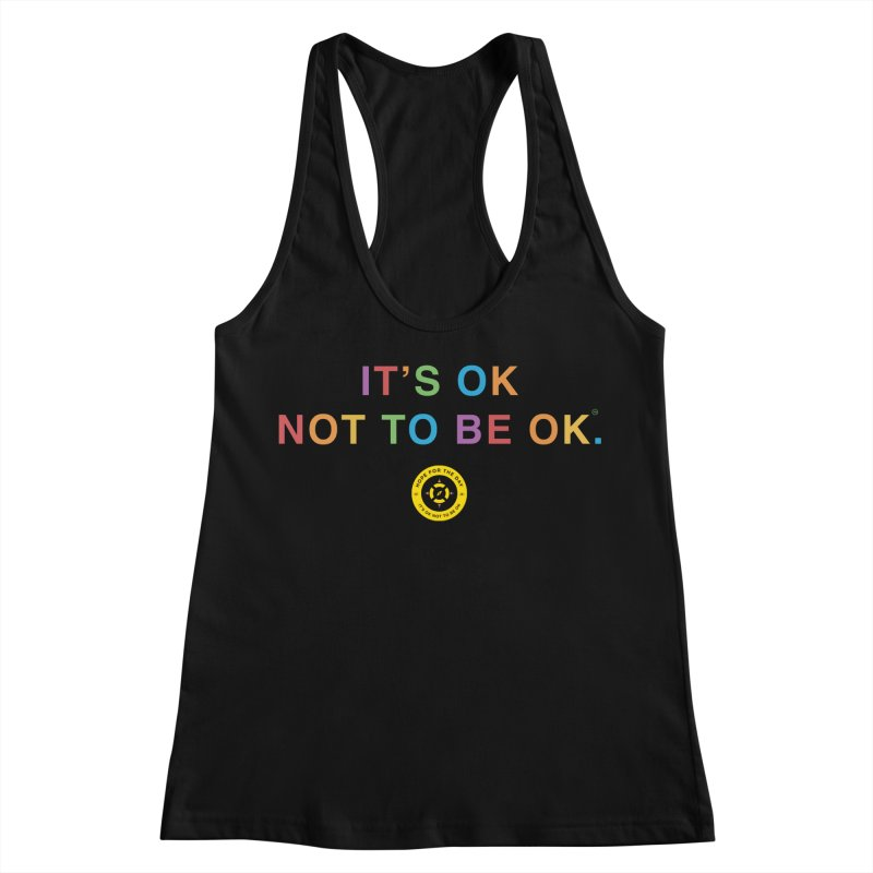 IT'S OK Intersex Women's Racerback Tank by Hope for the Day Shop