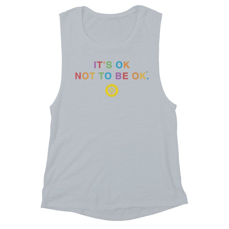 IT'S OK Intersex Women's Muscle Tank by Hope for the Day Shop