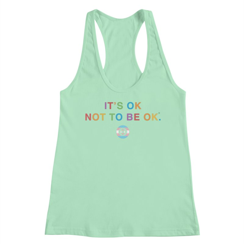 IT'S OK Transgender Women's Tank by Hope for the Day Shop