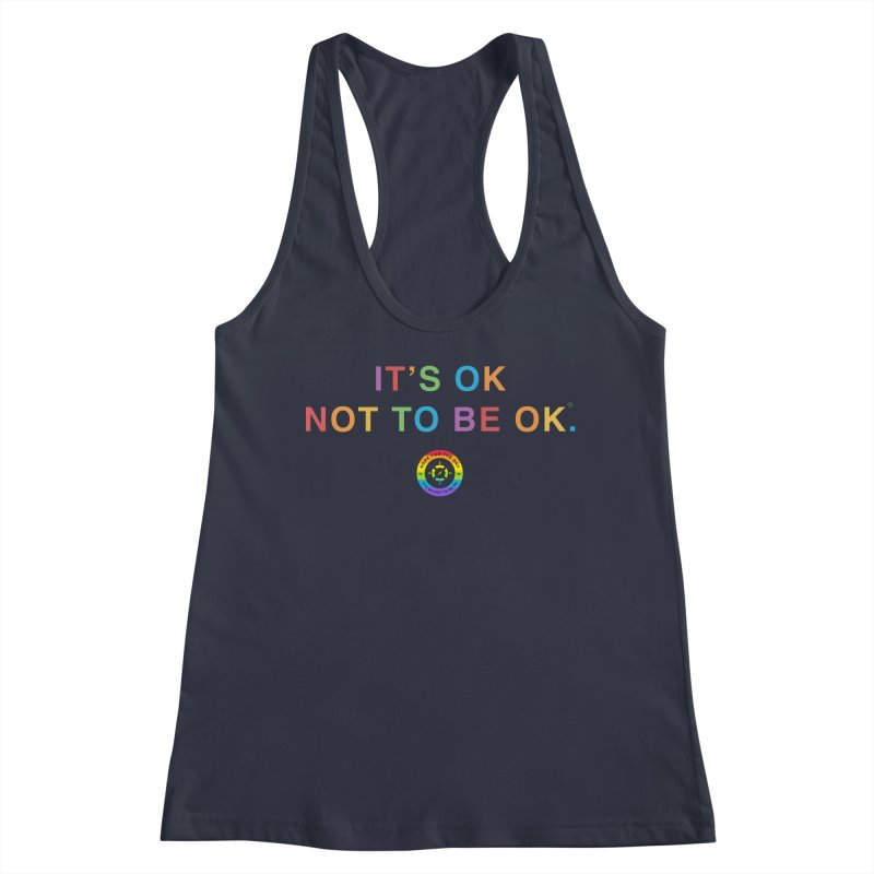 IT'S OK LGBT Women's Tank by Hope for the Day Shop