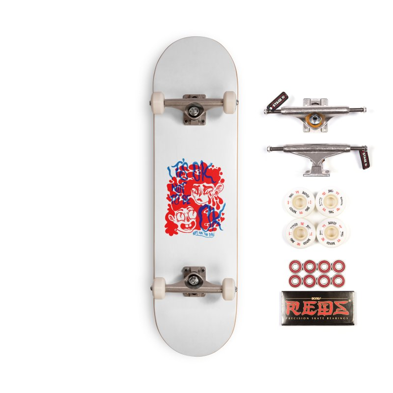 Anna Lisa - Artist Series Accessories Complete - Pro Skateboard by Hope for the Day Shop