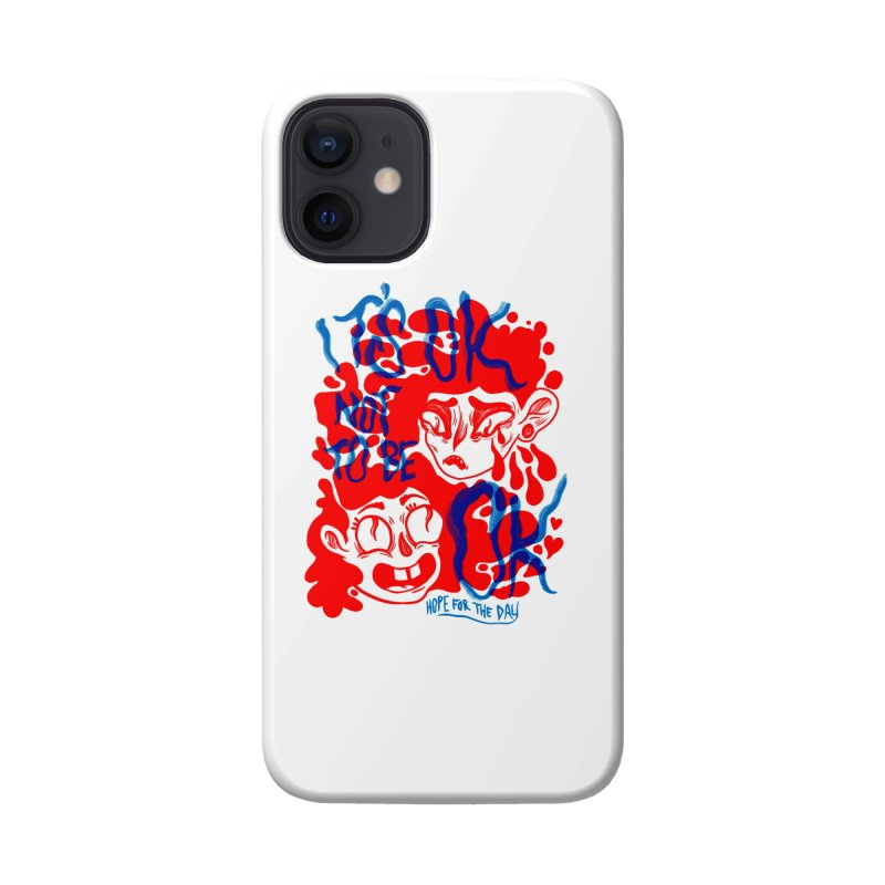 Anna Lisa - Artist Series Accessories Phone Case by Hope for the Day Shop