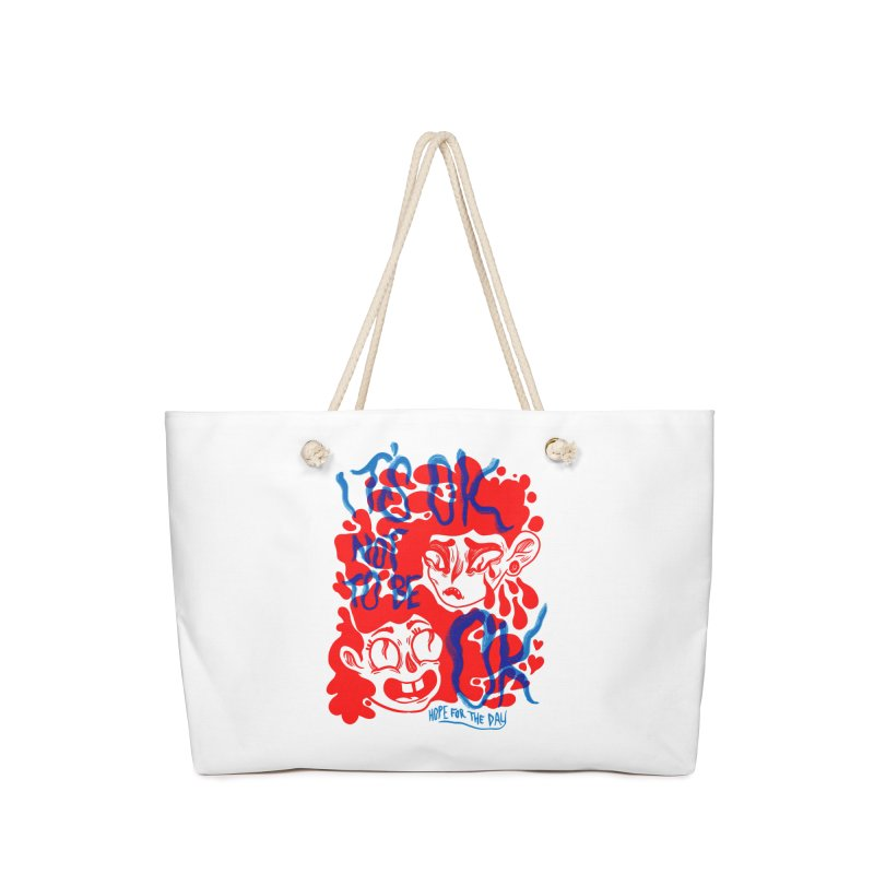 Anna Lisa - Artist Series Accessories Bag by Hope for the Day Shop