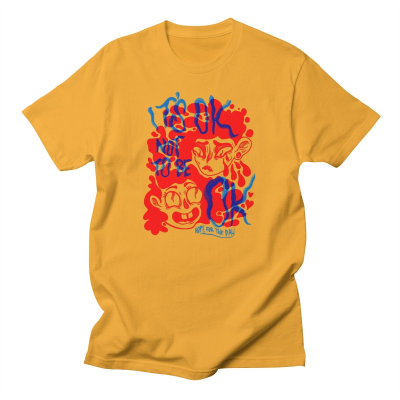 Anna Lisa - Artist Series Men's T-Shirt by Hope for the Day Shop