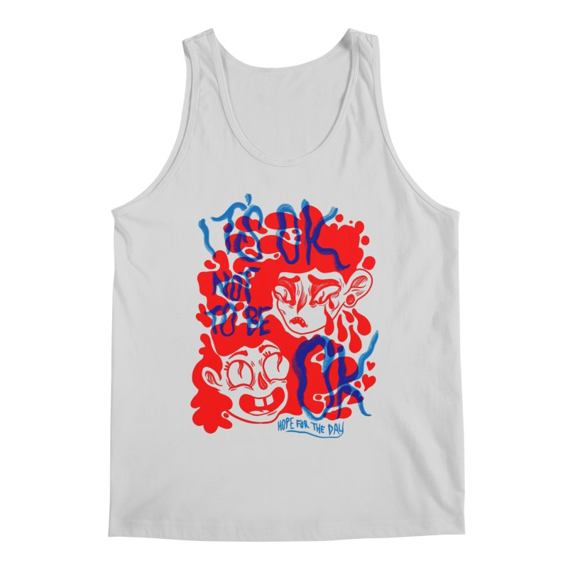 Anna Lisa - Artist Series Men's Regular Tank by Hope for the Day Shop