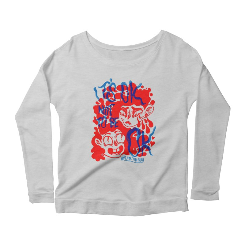 Anna Lisa - Artist Series Women's Longsleeve T-Shirt by Hope for the Day Shop