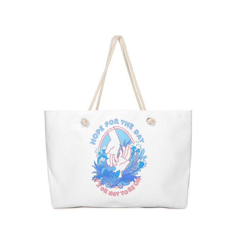 Andrea Bell - Artist Series Accessories Bag by Hope for the Day Shop