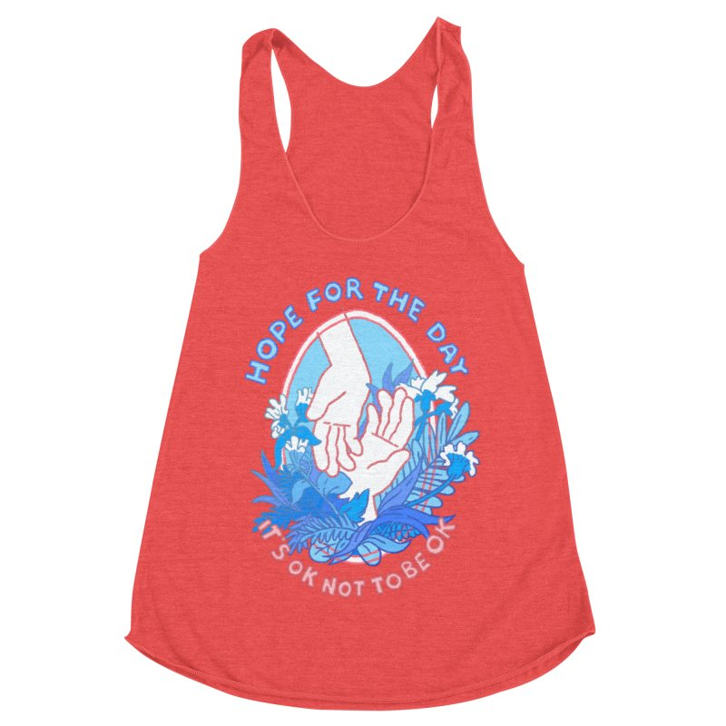 Andrea Bell - Artist Series Women's Tank by Hope for the Day Shop