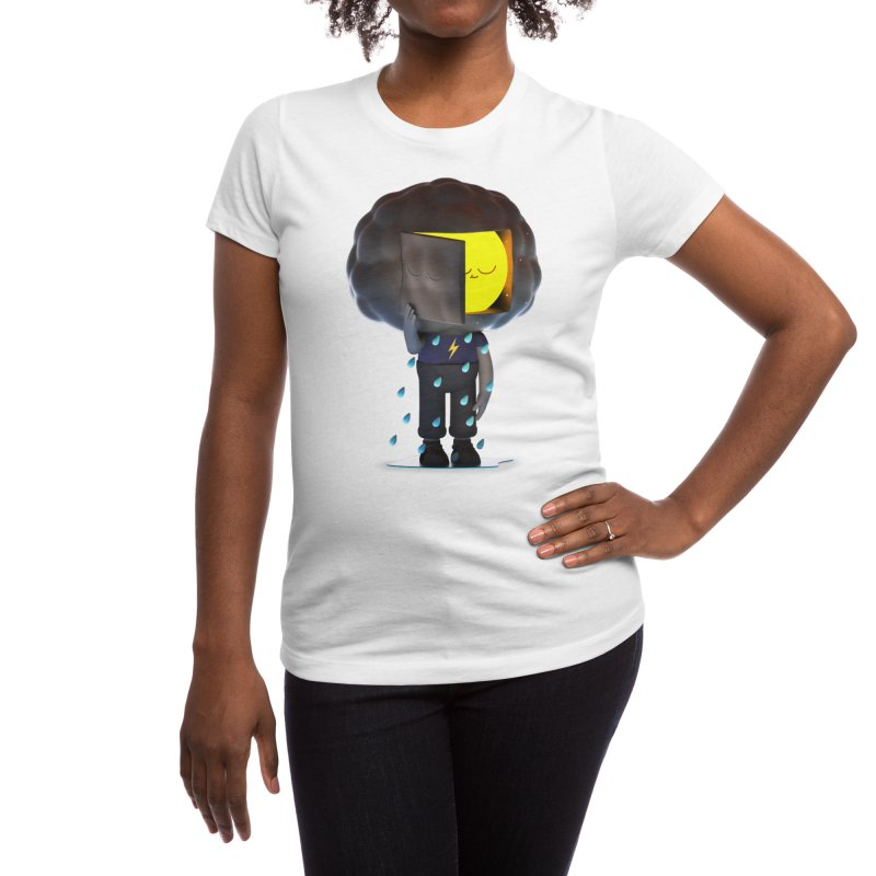 Alex Solis - Sunshine After The Storm Women's T-Shirt by Hope for the Day Shop