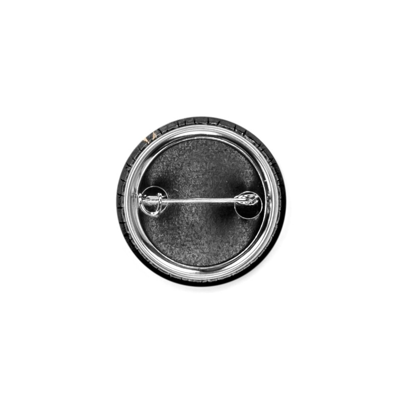 Karen Mooney - Down But Not Out Accessories Button by Hope for the Day Shop
