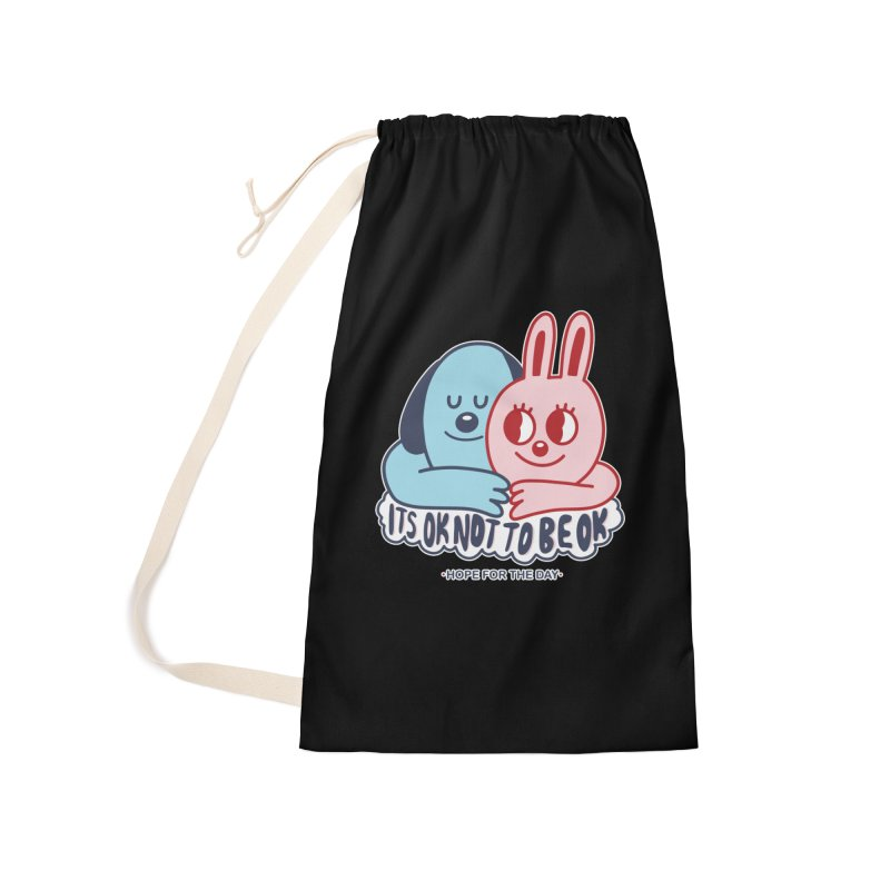 Blake Jones - Its OK Accessories Bag by Hope for the Day Shop