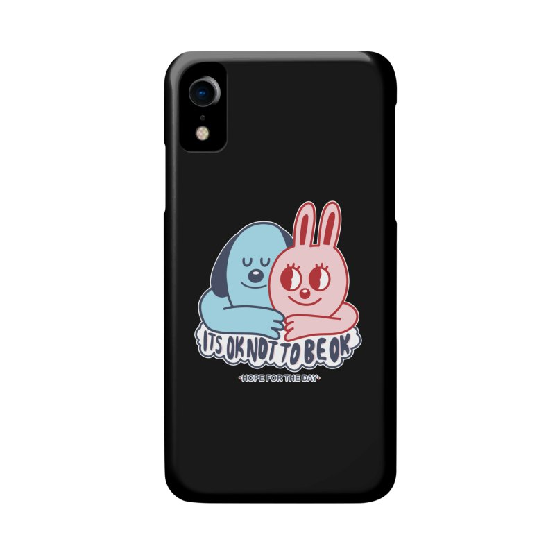 Blake Jones - Its OK Accessories Phone Case by Hope for the Day Shop