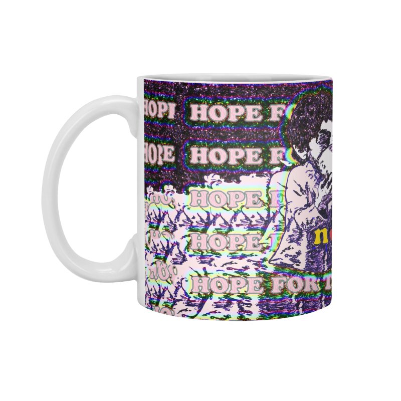 Zacq Rosen - SpreadTheWord! Accessories Standard Mug by Hope for the Day Shop
