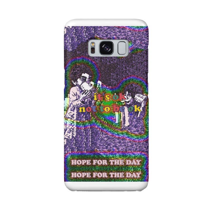 Zacq Rosen - SpreadTheWord! Accessories Phone Case by Hope for the Day Shop