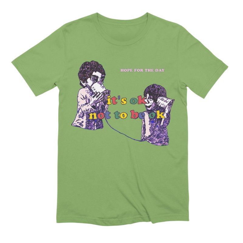 Zacq Rosen - SpreadTheWord! Men's Extra Soft T-Shirt by Hope for the Day Shop