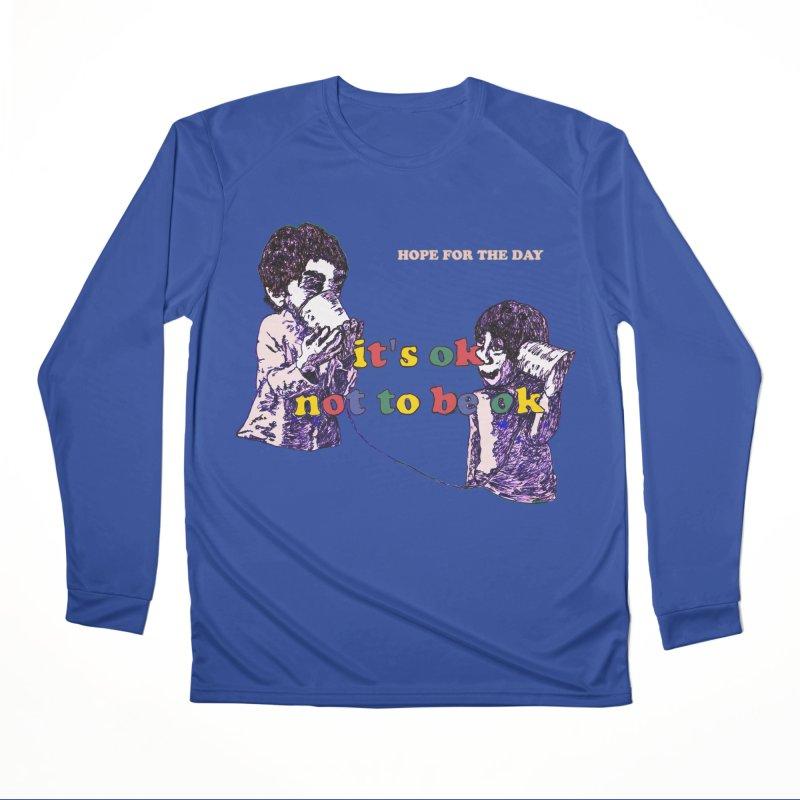 Zacq Rosen - SpreadTheWord! Women's Performance Unisex Longsleeve T-Shirt by Hope for the Day Shop