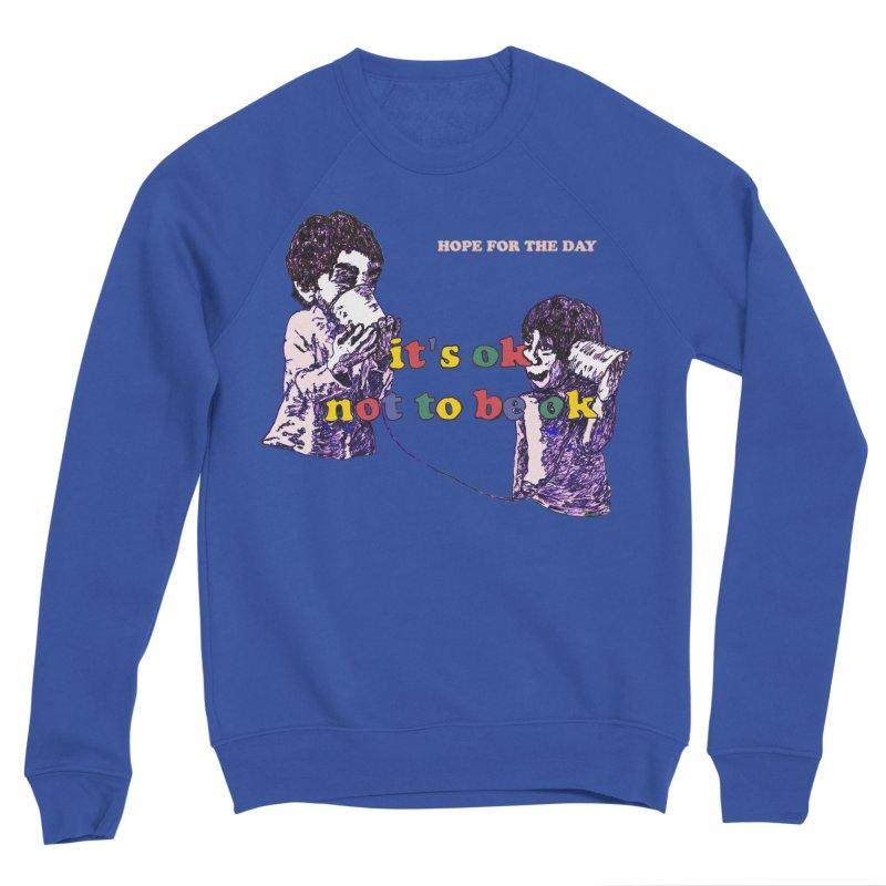 Zacq Rosen - SpreadTheWord! Women's Sweatshirt by Hope for the Day Shop