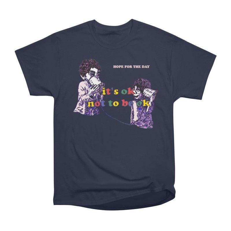 Zacq Rosen - SpreadTheWord! Women's Heavyweight Unisex T-Shirt by Hope for the Day Shop