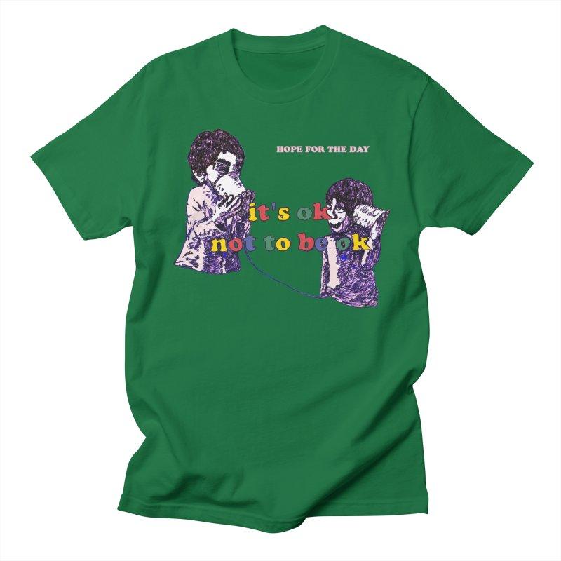 Zacq Rosen - SpreadTheWord! Men's Regular T-Shirt by Hope for the Day Shop