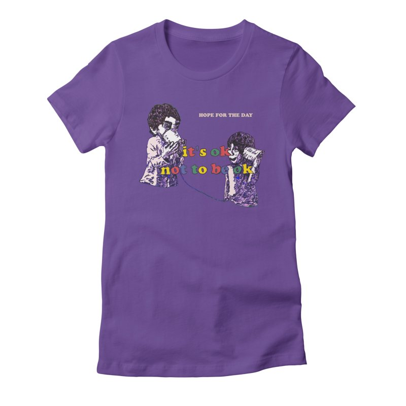 Zacq Rosen - SpreadTheWord! Women's T-Shirt by Hope for the Day Shop