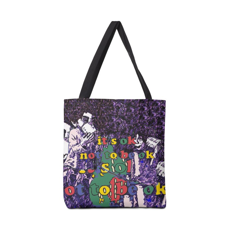 Zacq Rosen - SpreadTheWord! Accessories Tote Bag Bag by Hope for the Day Shop