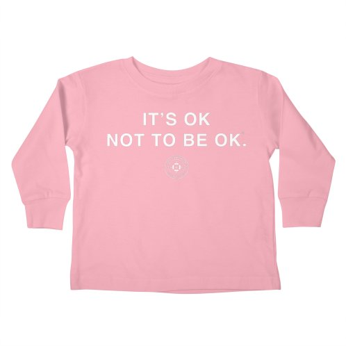 image for IT'S OK White Lettering