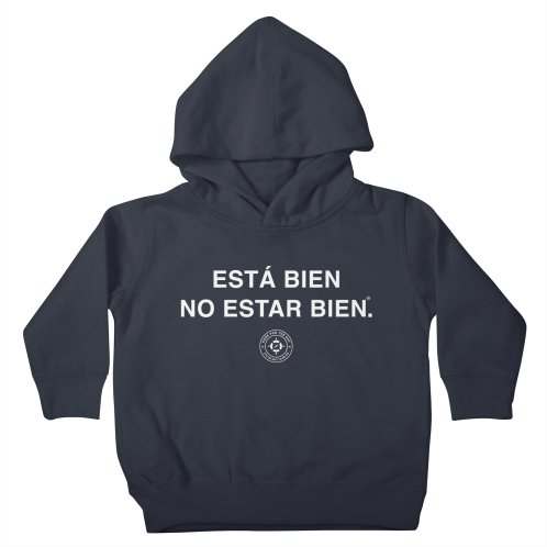 image for IT'S OK Spanish White Lettering