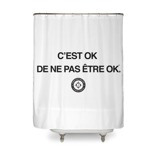 image for IT'S OK French Black Lettering