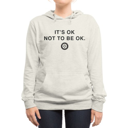 image for IT'S OK Black Lettering