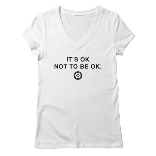 image for IT'S OK Black Lettering