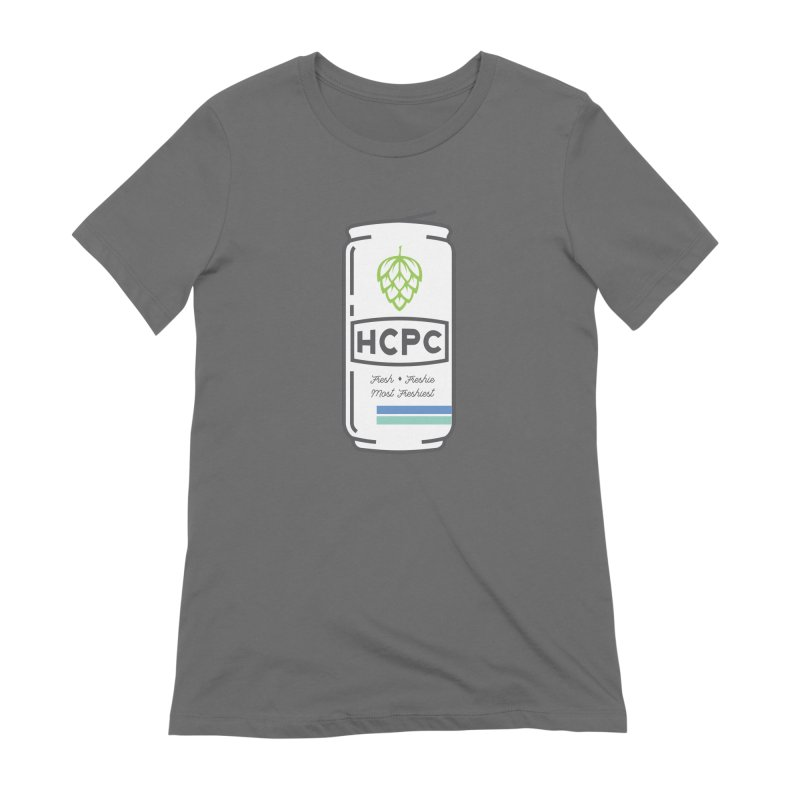 Freshie Can Women's Extra Soft T-Shirt by Hoppy Craftsmen's Swag Portal