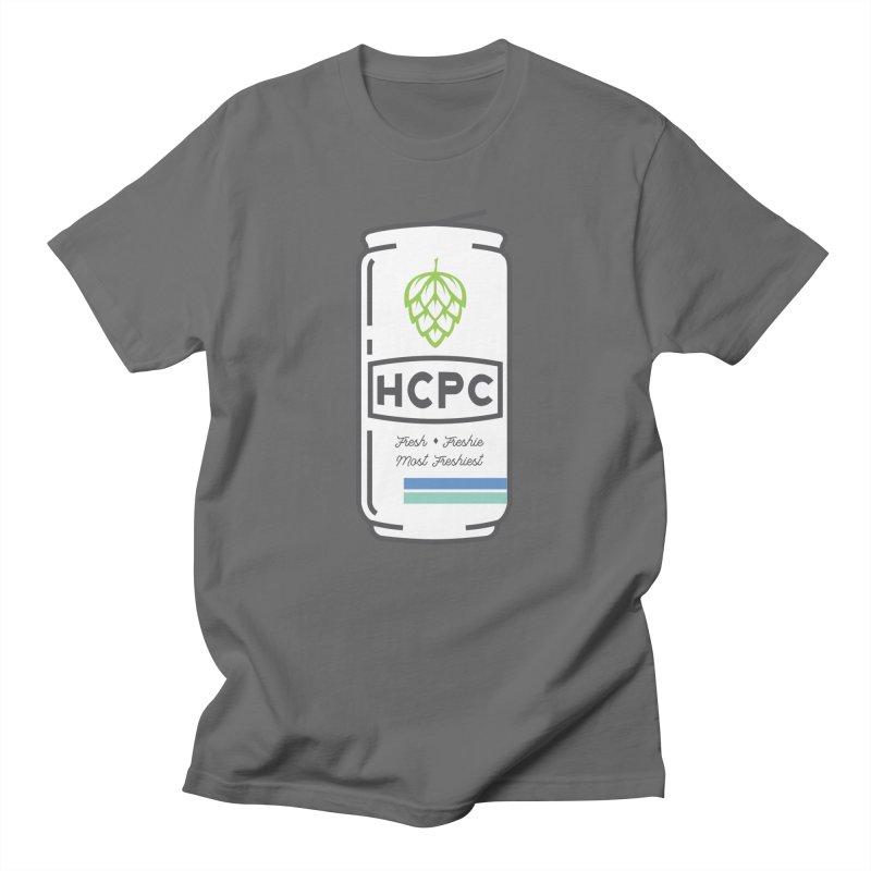 Freshie Can Men's T-Shirt by Hoppy Craftsmen's Swag Portal