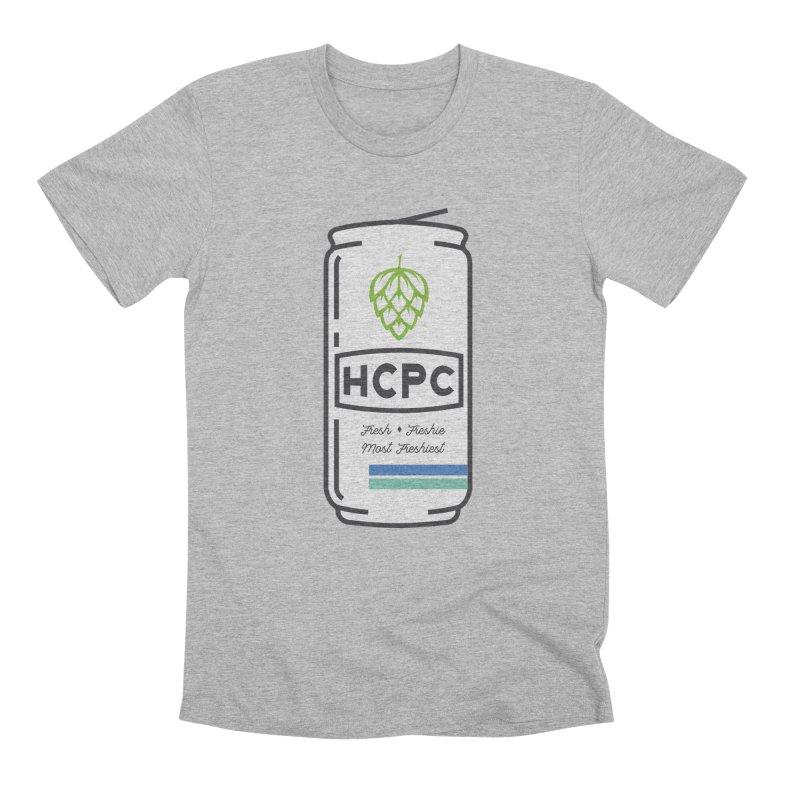 Freshie Can Men's Premium T-Shirt by Hoppy Craftsmen's Swag Portal