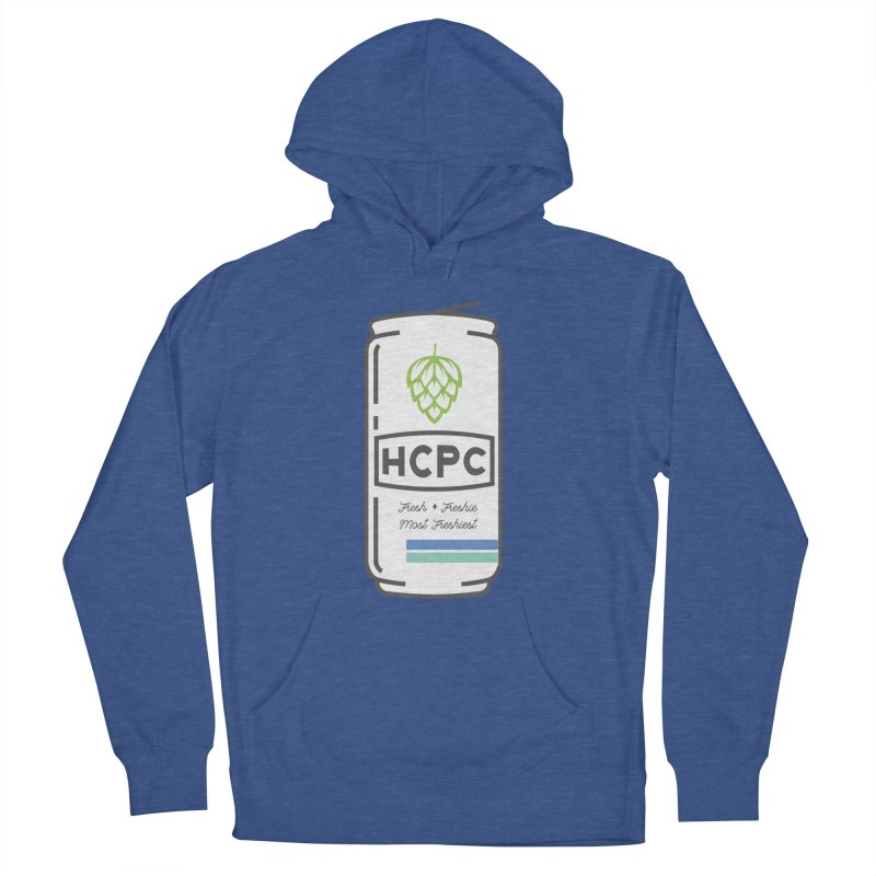 Freshie Can Women's French Terry Pullover Hoody by Hoppy Craftsmen's Swag Portal