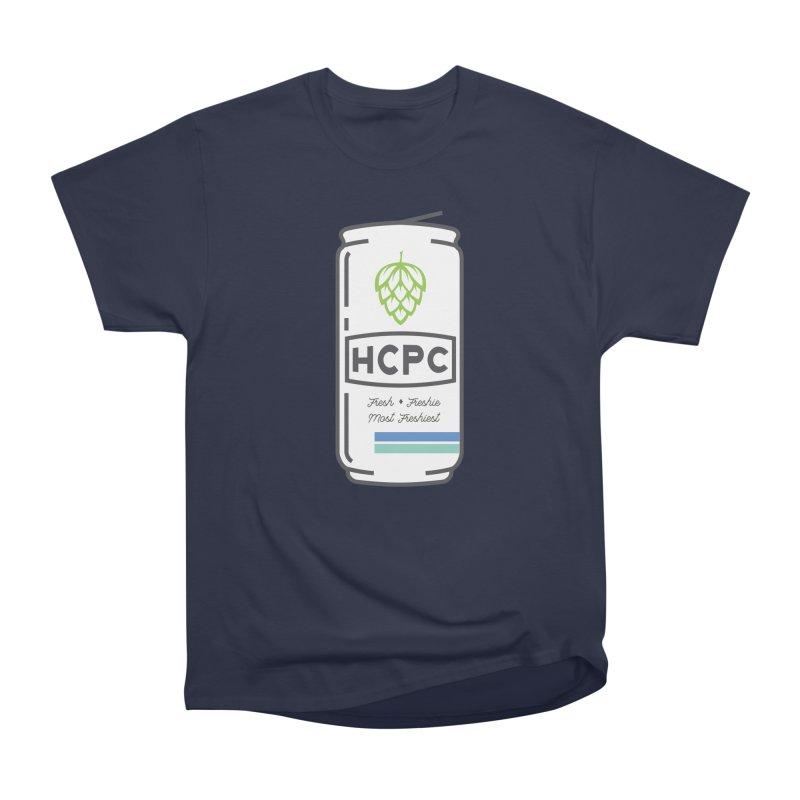 Freshie Can Men's Heavyweight T-Shirt by Hoppy Craftsmen's Swag Portal