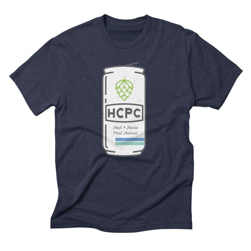 Freshie Can Men's Triblend T-Shirt by Hoppy Craftsmen's Swag Portal