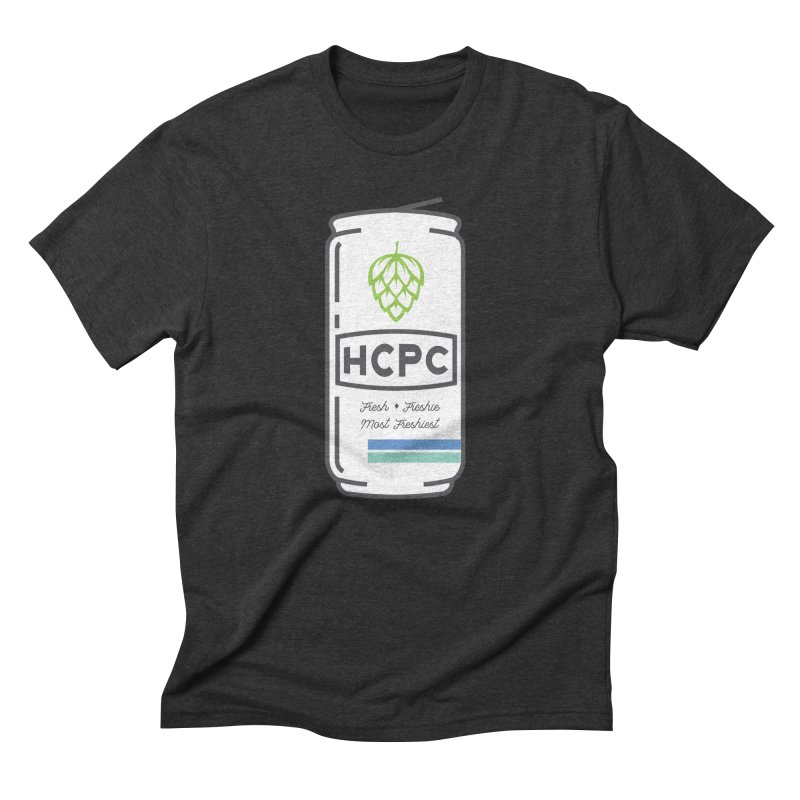 Freshie Can Men's Triblend T-Shirt by Hoppy Craftsmen's Swag Portal