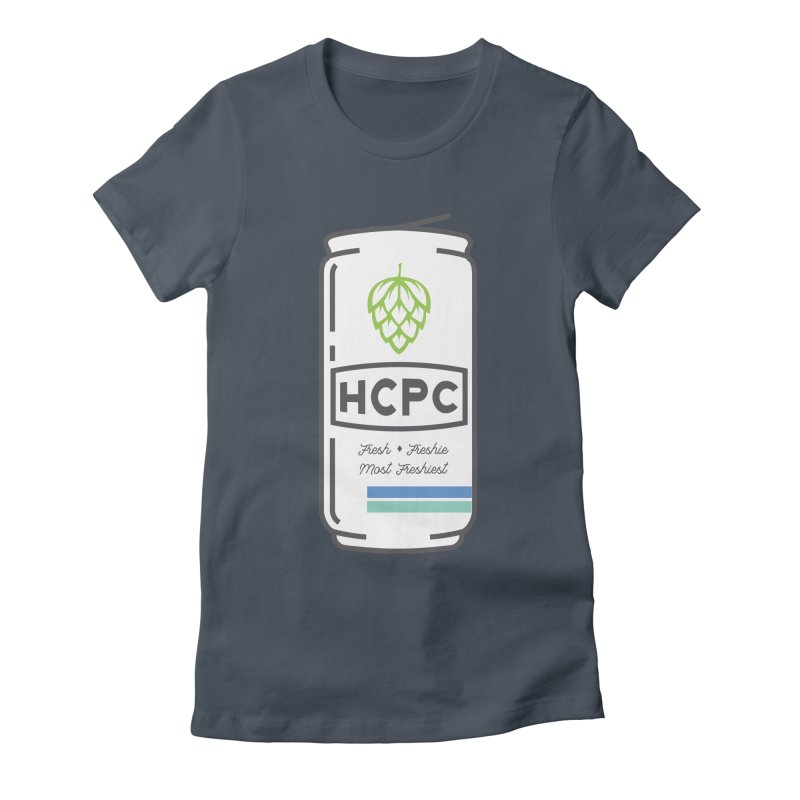Freshie Can Women's T-Shirt by Hoppy Craftsmen's Swag Portal