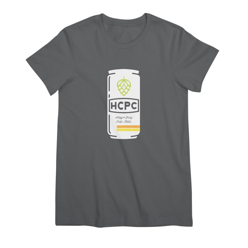 Juicy Can Women's T-Shirt by Hoppy Craftsmen's Swag Portal