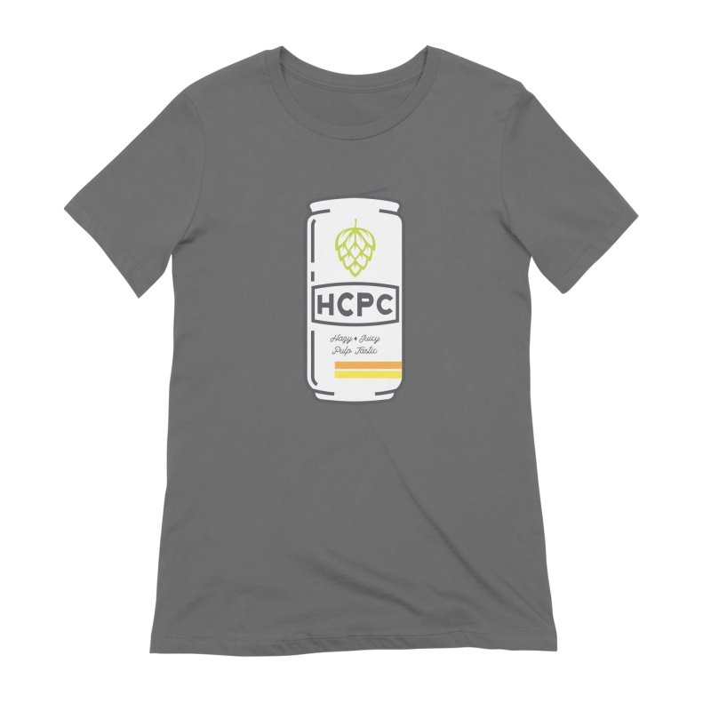 Juicy Can Women's Extra Soft T-Shirt by Hoppy Craftsmen's Swag Portal