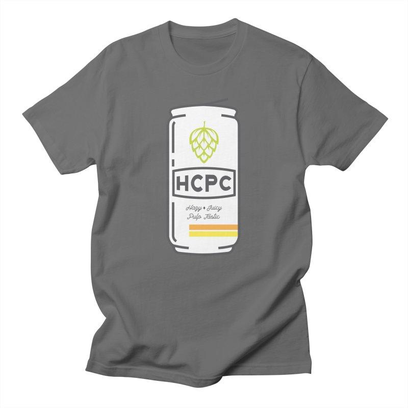 Juicy Can Men's T-Shirt by Hoppy Craftsmen's Swag Portal