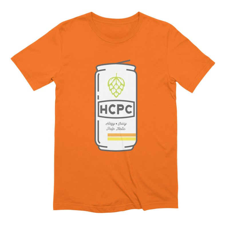 Juicy Can Men's Extra Soft T-Shirt by Hoppy Craftsmen's Swag Portal