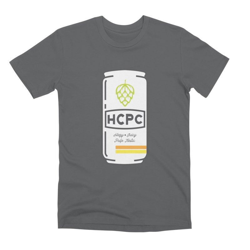 Juicy Can Men's Premium T-Shirt by Hoppy Craftsmen's Swag Portal