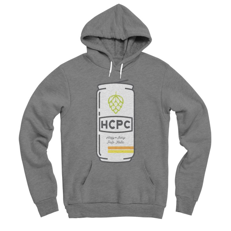 Juicy Can Women's Sponge Fleece Pullover Hoody by Hoppy Craftsmen's Swag Portal