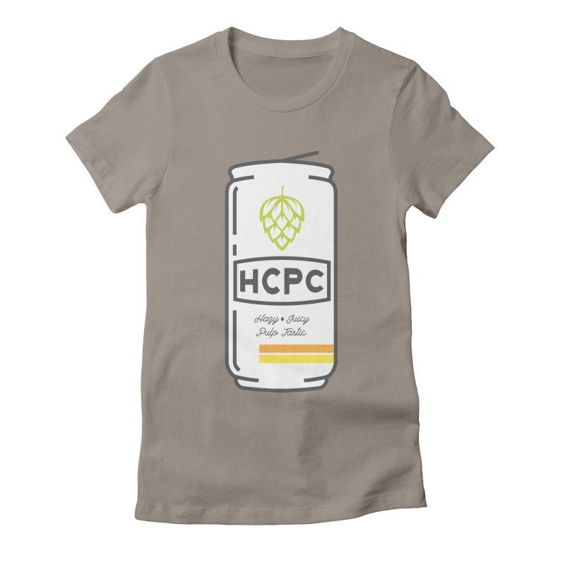 Juicy Can Women's T-Shirt by Hoppy Craftsmen's Swag Portal