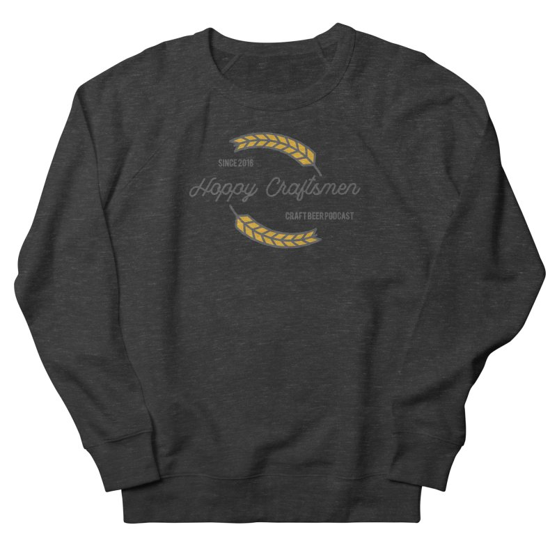 HCPC Logo Old West Women's French Terry Sweatshirt by Hoppy Craftsmen's Swag Portal