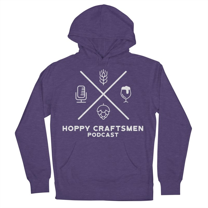 HCPC Icons Logo Women's French Terry Pullover Hoody by Hoppy Craftsmen's Swag Portal